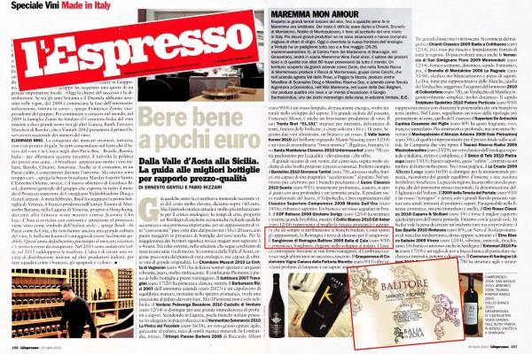 Espresso | Marzo 2012